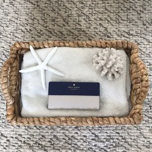 Kate Spade two-toned wallet